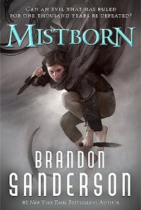 Mistborn, The Final Empire, Brandon Sanderson, Epic Fantasy Books