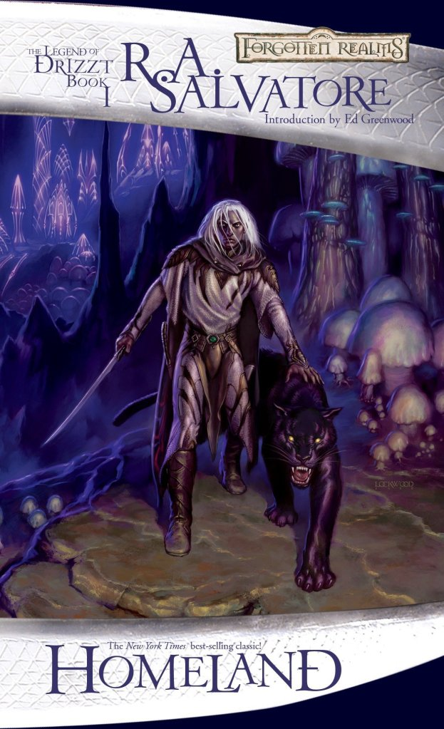 All 30+ Legend of Drizzt Books in Order - T L  Branson