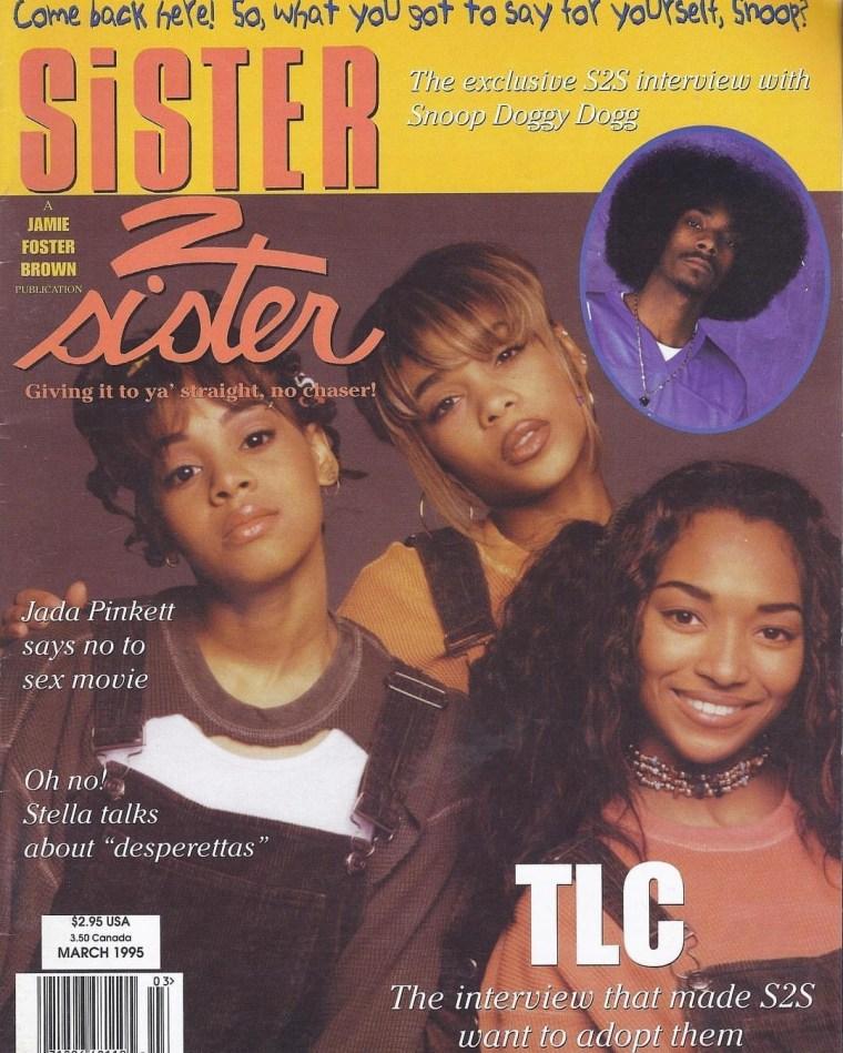 Tlc-sister2sister