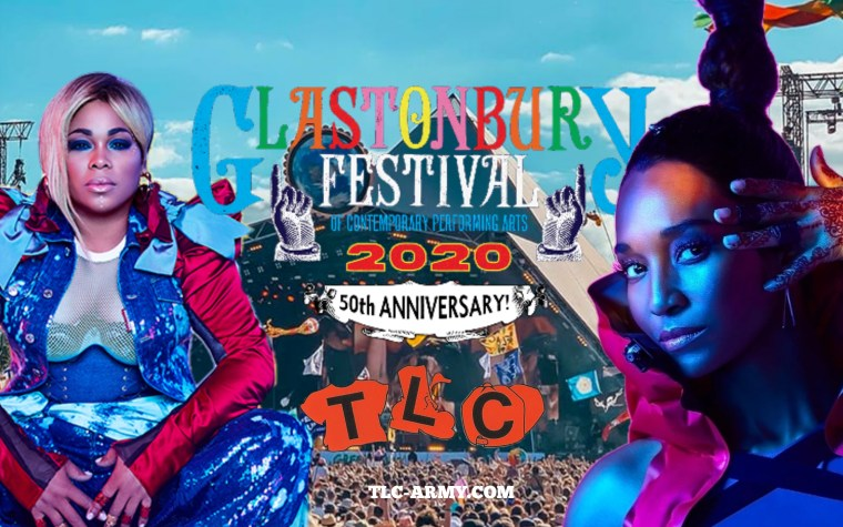 TLC Glastonbury 2020