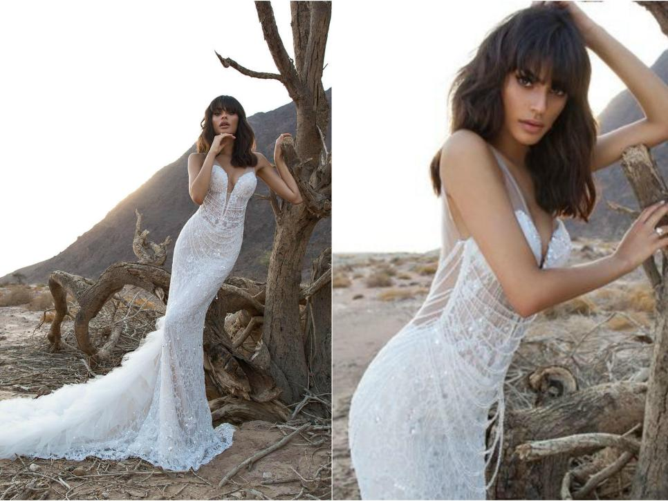 Pnina Tornai's 10 Most Blinged Out Wedding Gowns