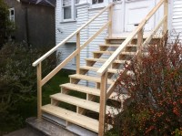 Building new exterior stairs | TL Construction Aticles Section