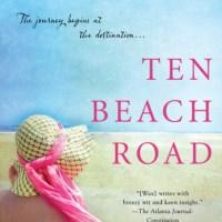 TLC Blog Tour & Review, Plus Bonus GIVEAWAY: Ten Beach Road by Wendy Wax