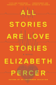 All Stories Are Love Stories cover