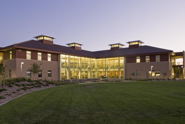 Mahoney Library - 2009 CCFC Award of Merit
