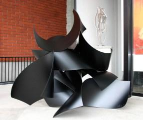 matt devine art, sculpture, metal art, fabrication
