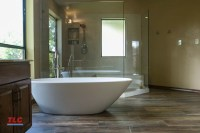 Modern Bathroom Remodel by TLC (7 Photos) - TLC Plumbing