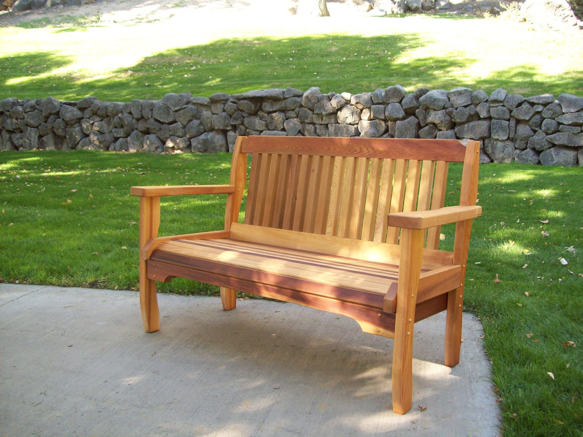 Handbuilt Hardwood Lawn Furniture T&l Cedar