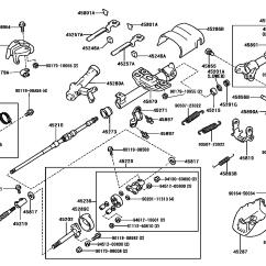 Chevy Tilt Steering Column Diagram Electron Transport Chain Simple Corvette Engine Get Free Image About