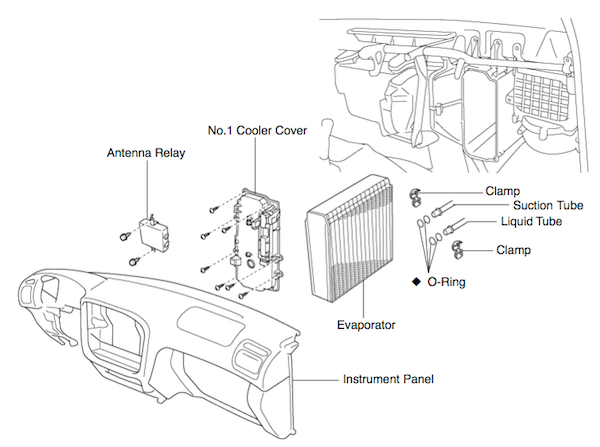Cabin Air Filter Install  Retrofit  TLC FAQ