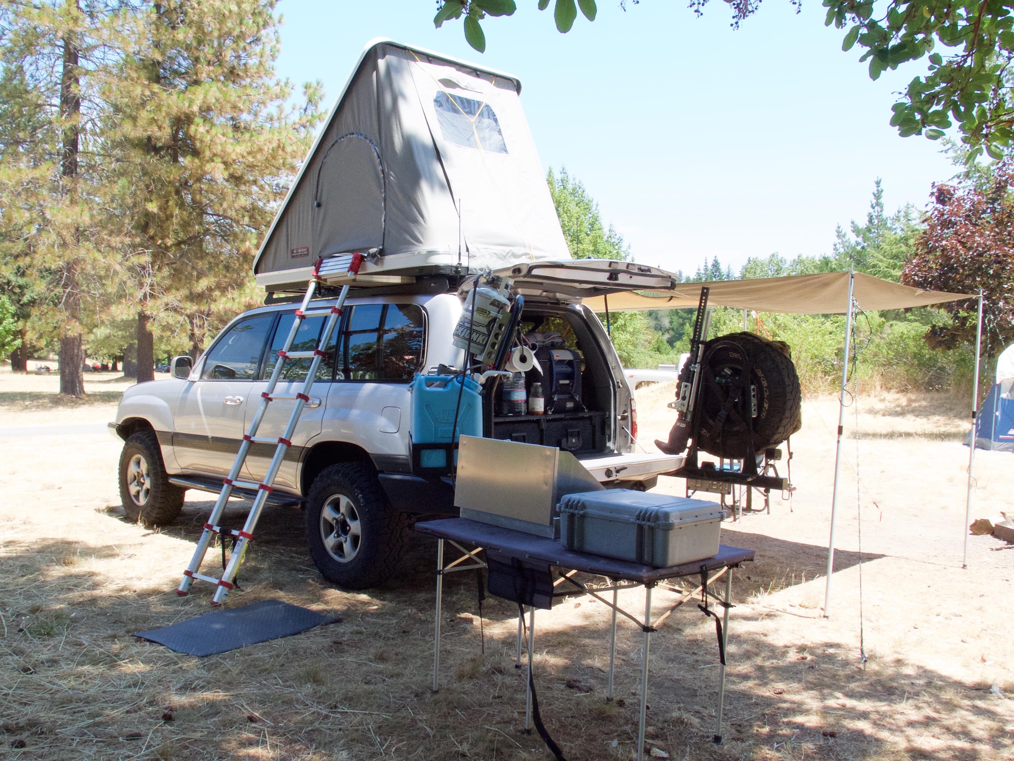 Gear Organization Series – Camp Kitchen in a Box - TLC FAQ