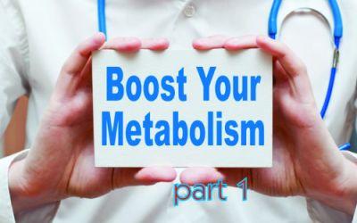 Metabolism … Part 1