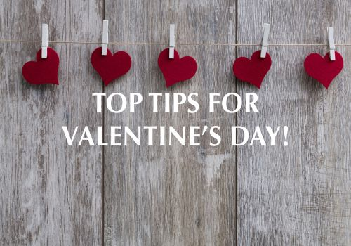 Healthy Valentine's Day Tips