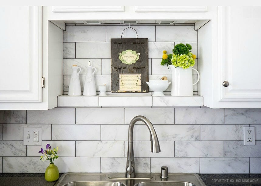 subway tiles in kitchen timers 5 splashback ideas plus expert tips marble the life creative