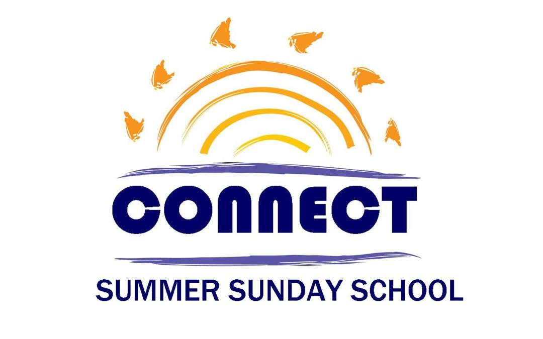 Connect Summer Sunday School