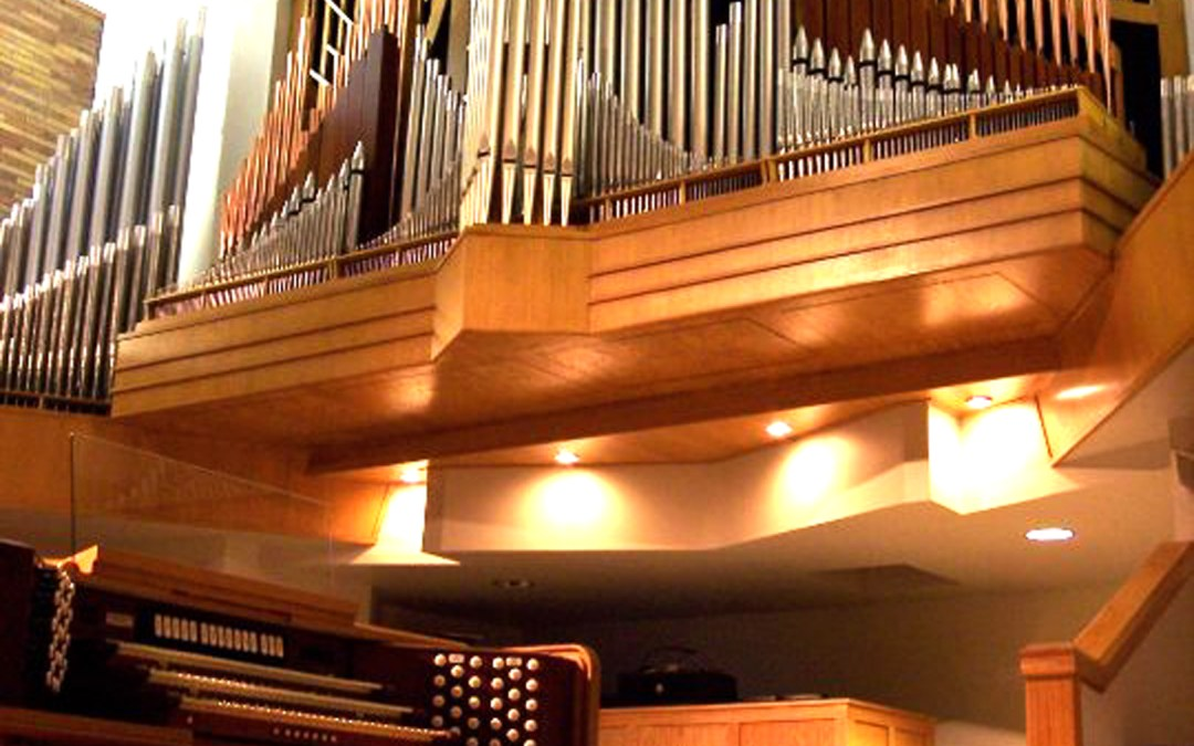 Mission Campus Organist Position