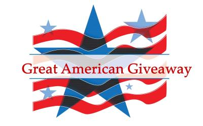 Thank you! – Great American Giveaway