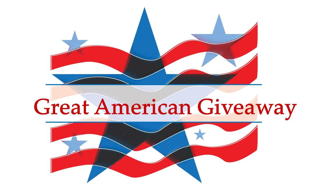 Great American Giveaway Thank You