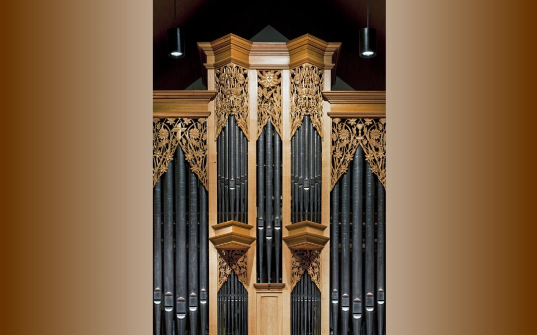 Organ Recital at Hope
