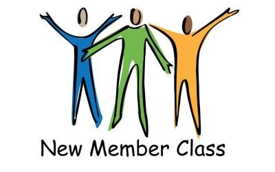 August and September New Member Classes
