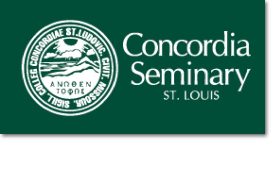 Concordia Seminary St. Louis