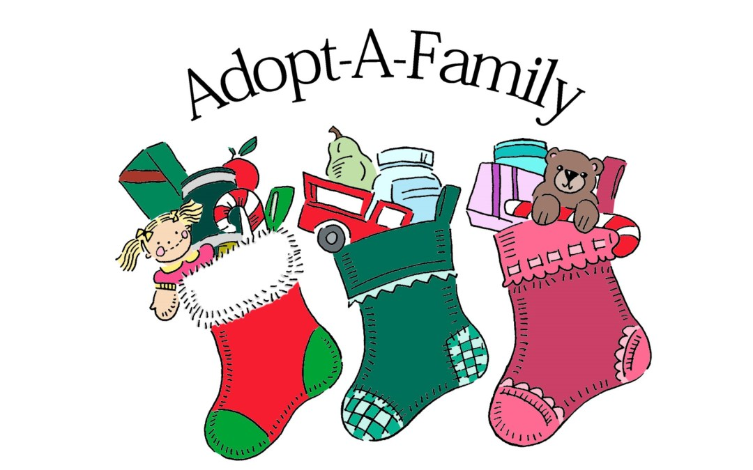 Adopt a Family for Rushton School – Due Dec. 11