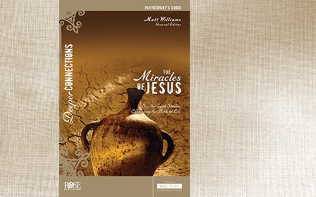 The Miracles of Jesus Bible Study