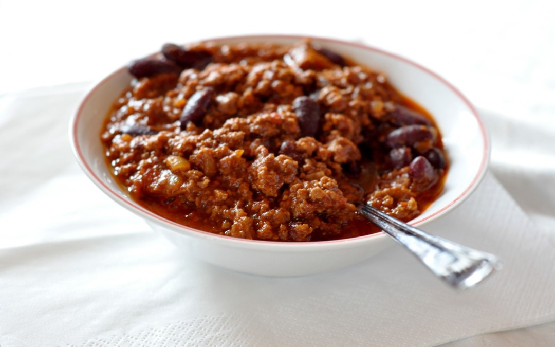 50+ Chili Luncheon—February 7