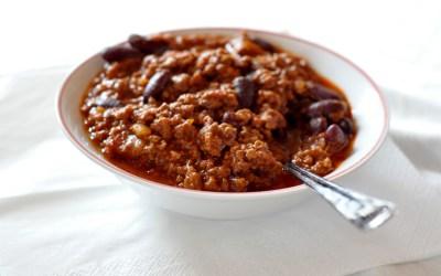 50+ Chili Luncheon—February 7