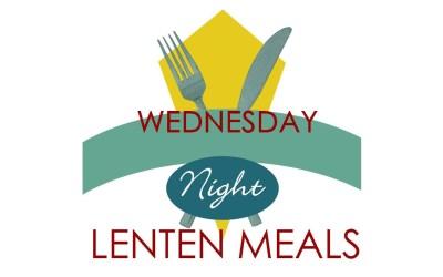 Shawnee Campus Lenten Meals