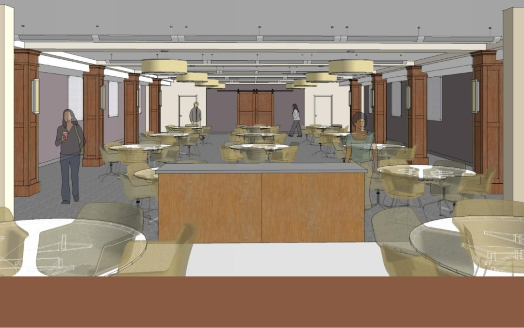Mission Campus Fellowship Hall Upgrade Project