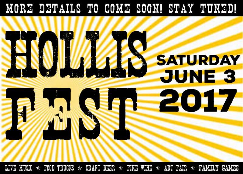 Hollis Fest 2017