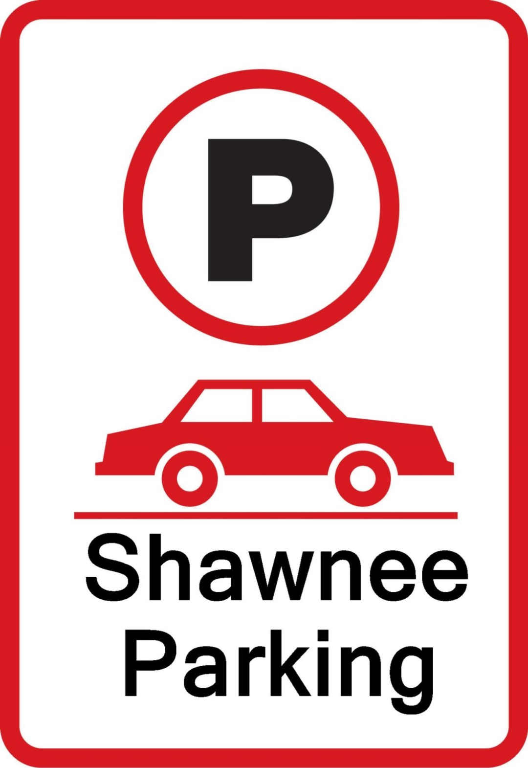 Shawnee Parking - Easter 2017 cropped