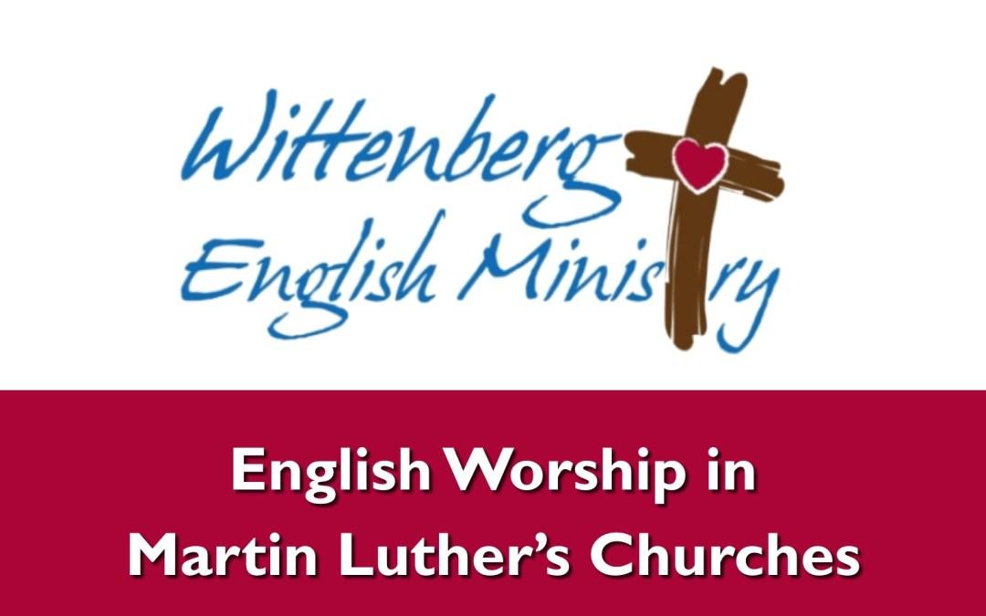 Wittenberg English Ministry