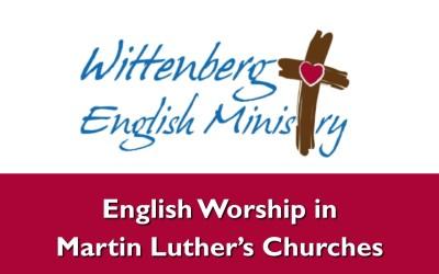 Wittenberg English Ministry 2019
