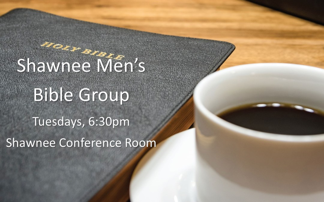 Authentic: Shawnee Men's Bible Study