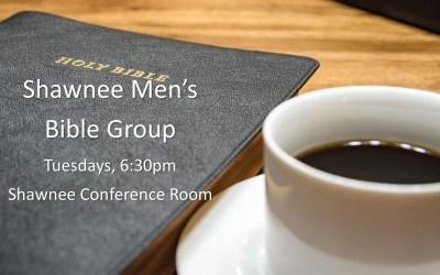 Authentic: Shawnee Men's Bible Study