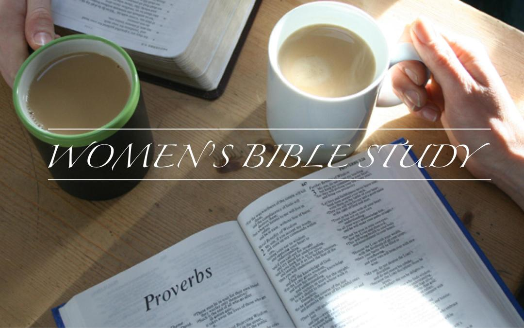 Wednesday Women's Bible Study