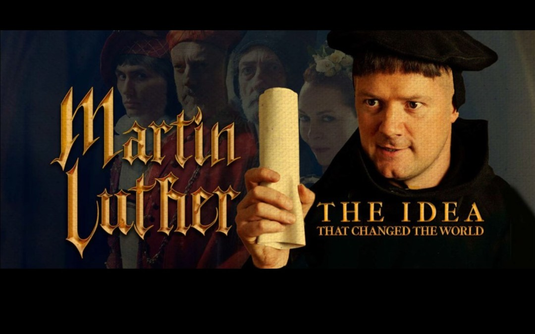 Martin Luther: The Idea That Changed The World Airs on KCPT Sept. 12
