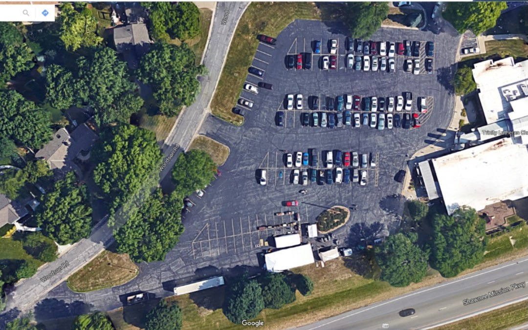 Mission Campus Parking Lot Sealing and Striping – Sept. 22