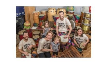 Drum Safari at Trunk or Treat!