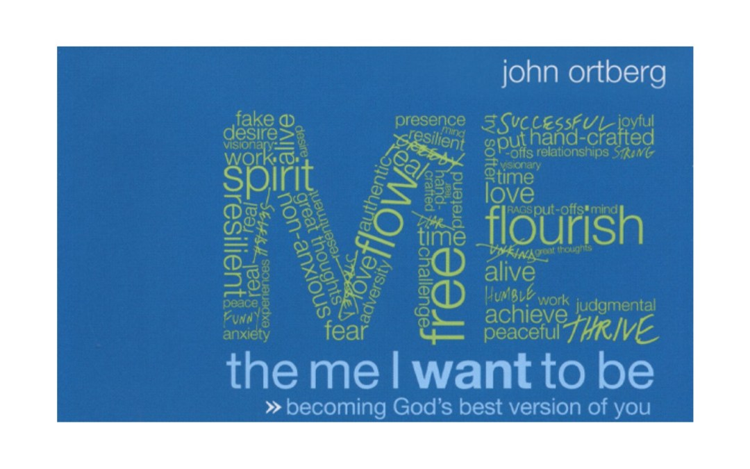 Men's Bible Study: The Me I Want to Be