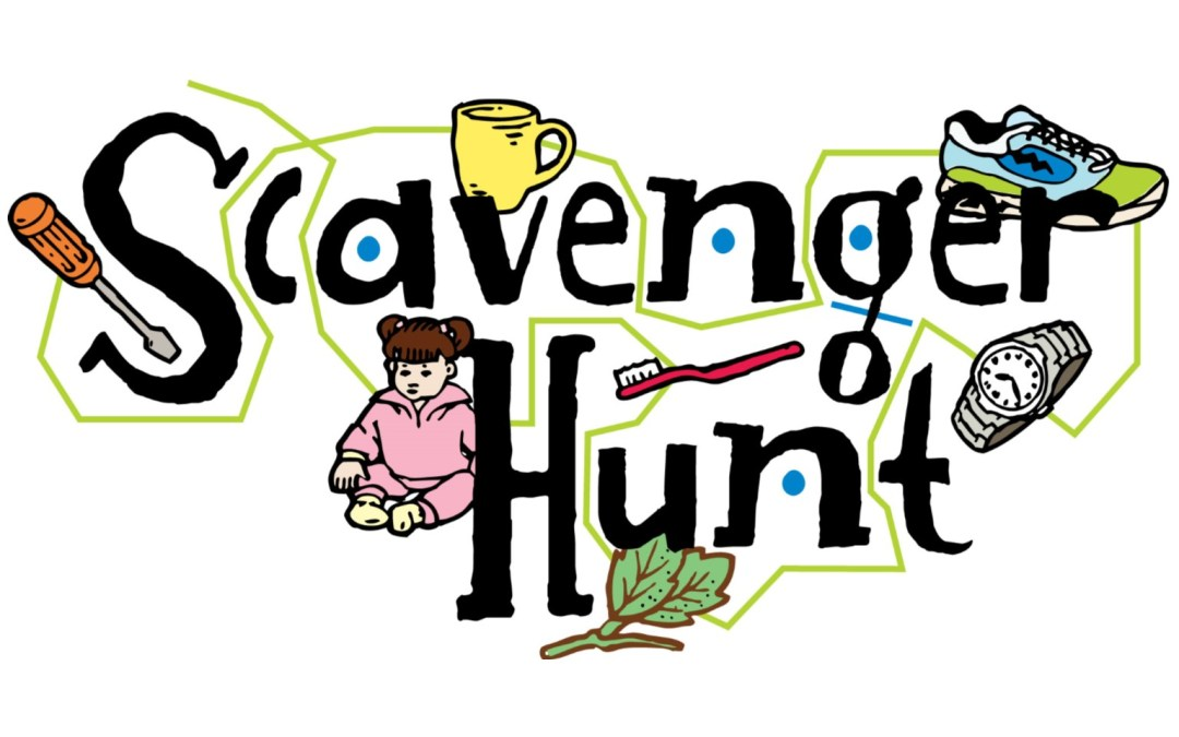 Youth Scavenger Hunt – Sunday, Oct. 29