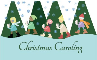Christmas Caroling – December 8