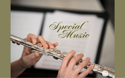 Organ, Flute, and Trumpet Recital December 10