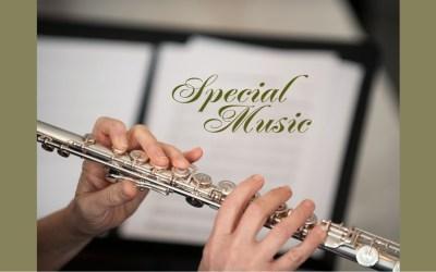 Organ, Flute, and Trumpet Recital December 10