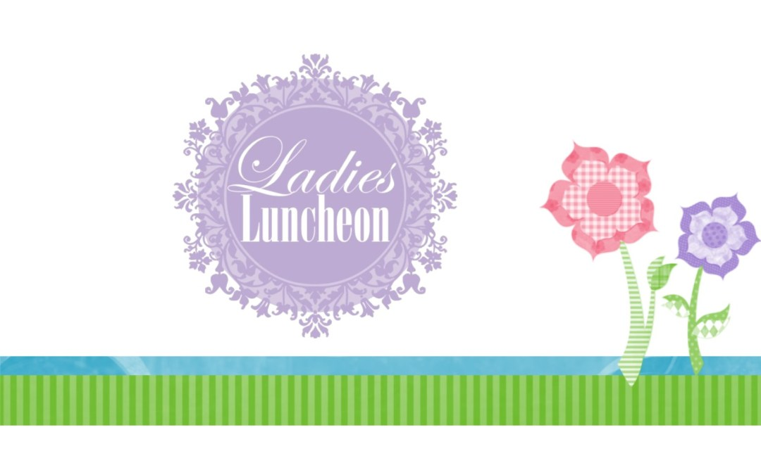 Women's Spring Luncheon—Save the Date!