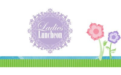 Trinity Ladies' Luncheon