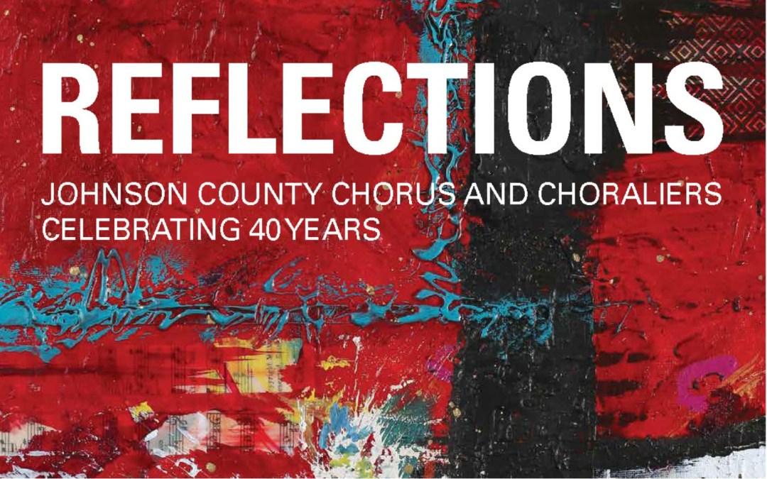 Johnson County Chorus and Choraliers Concert
