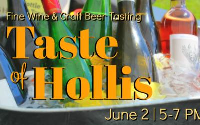 Taste of Hollis – June 2